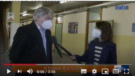 Rientro a scuola – TGRegione Lombardia